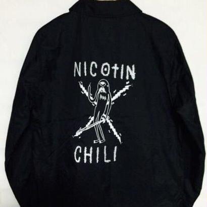 コーチジャケット nicotin×chili