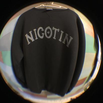 NICOTIN トレーナー