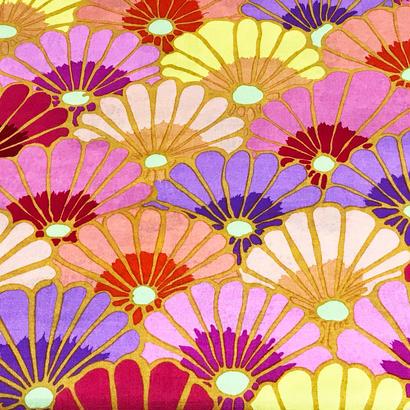 Thousand Flowers  ※50cm x 50cm