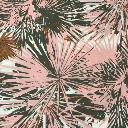 Sharon Holland - 海岸線/Pink ※50cm x 50cm