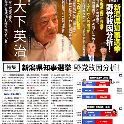 【定期便】【電子版】日本選挙新聞