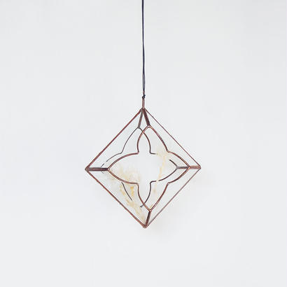 hanging flowervase/ryoka/antique