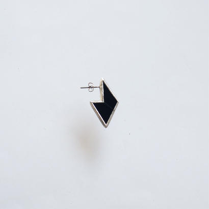 rhombic fragment piace / S / black