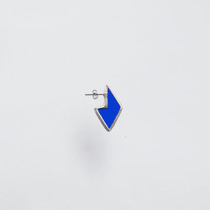 rhombic fragment piace / S / blue