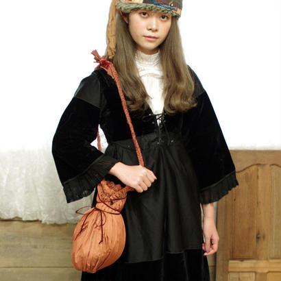 terrier bag<コットン×化繊RED>