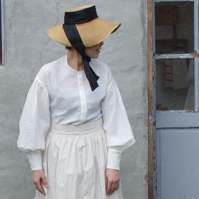 """""""think of you"""" (blouse)《stripe/white》"""