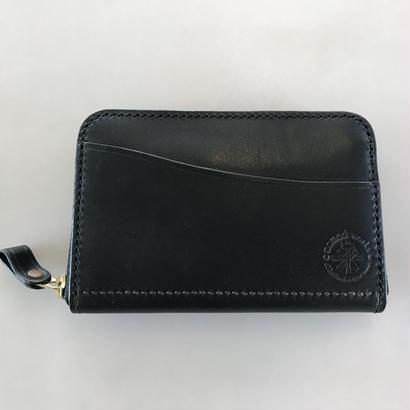 小型ファスナー財布