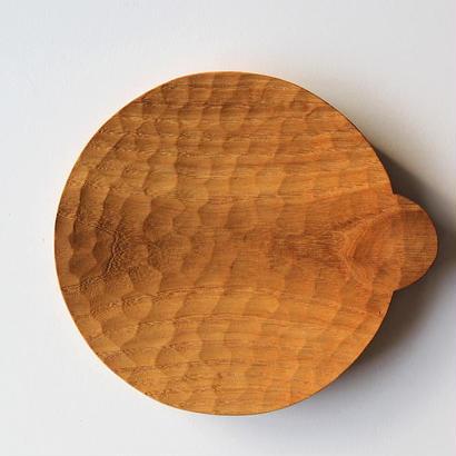 工房イサド 片耳つきパン皿(no.2)