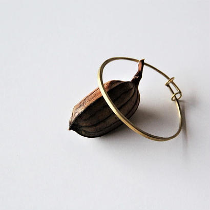 cicafu metal works  A justable Bracelet(シンプル)