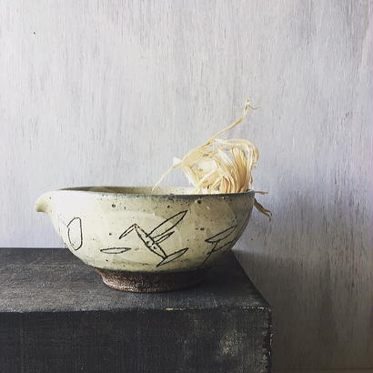 清水しおり 片口鉢(no.1)
