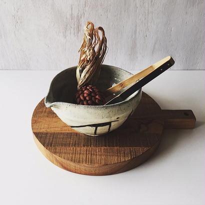 清水しおり 片口鉢(no.2)