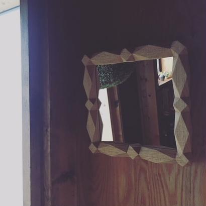 工房イサド 装飾鏡