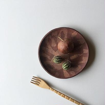 鷹尾葉子 平丸皿