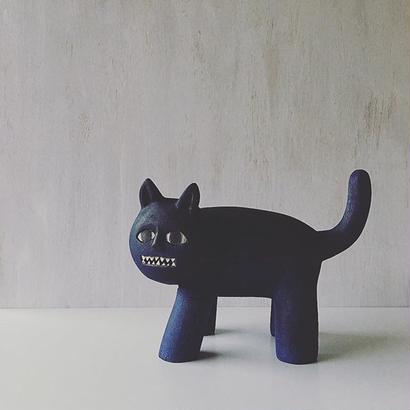 安彦年朗 青いネコ