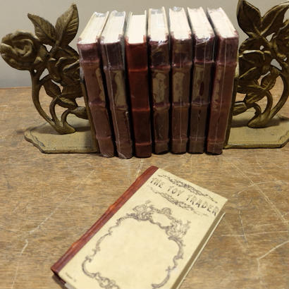 グランシュマン古書のようなノート・トイトレーダー