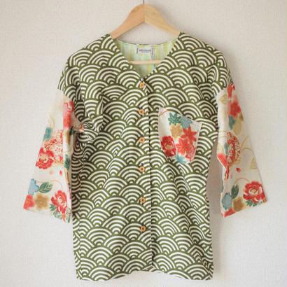 Japanese koiguchi shirt (no.031)