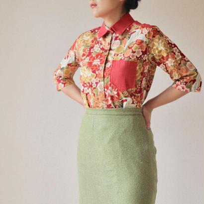 Women's super japanese shirt (no.009)