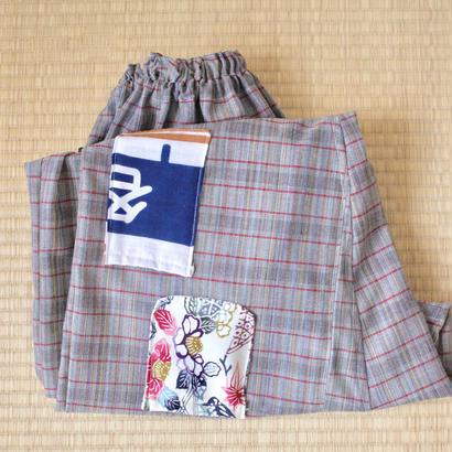 SALE!! Various pockets  work pants (no.064)