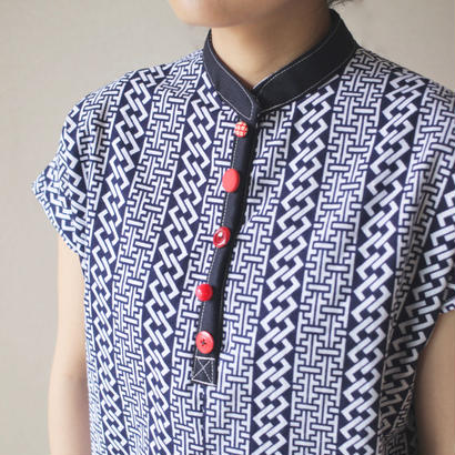 Women's YUKATA Summer shirt (no.035)