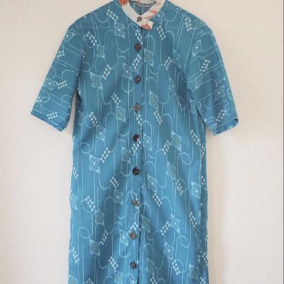 Women's long summer jacket/one-piece dress (no.015)