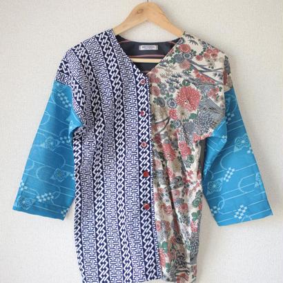 Japanese koiguchi shirt (no.032)