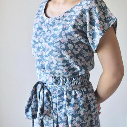 Women's Summer blouse + Long Skirt set (no.027)