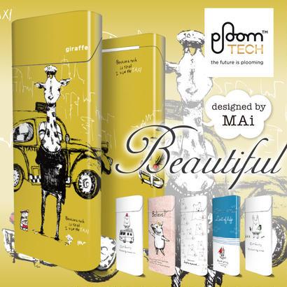 【全面対応フルカスタム!】Ploom TECH プルームテック28【選べる6デザイン】専用スキンシール 裏表2枚セット