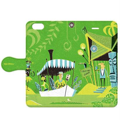 SHAG(シャグ) iPhone6/6s Sepik River 手帳型スマホケース