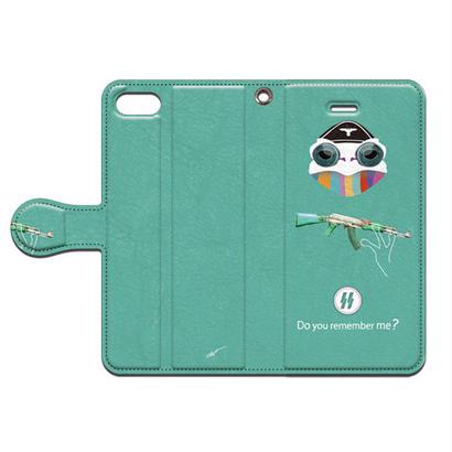 MAi(マイ) カエルとザリガニの逆襲 手帳型スマホケース 対応機種(iPhone/アンドロイド機種)