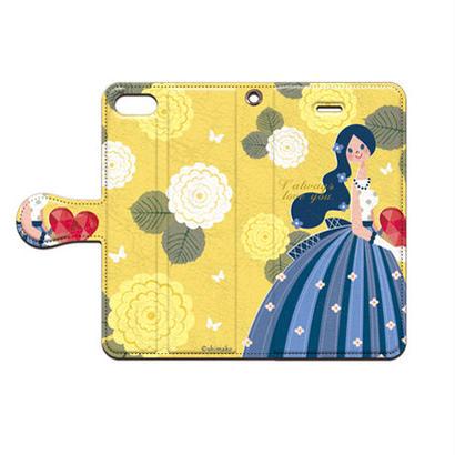 Shimako(しまこ)  love you2手帳型スマホケース 対応機種(iPhone/アンドロイド機種)