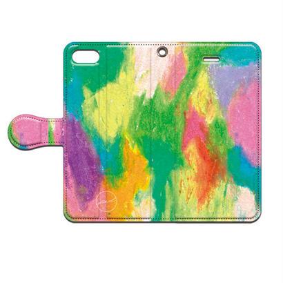 PED(ペッド) textile 風景 手帳型スマホケース 対応機種(iPhone/アンドロイド機種)