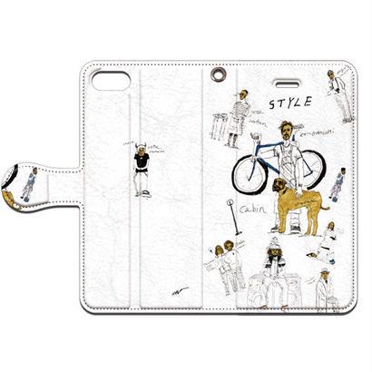 MAi(マイ) Style 手帳型スマホケース 対応機種(iPhone/アンドロイド機種)