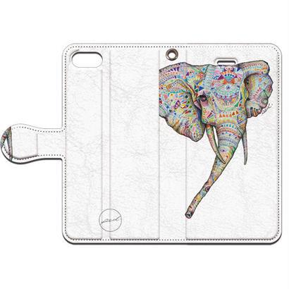 PED(ペッド) Elephant Vol.31 手帳型スマホケース 対応機種(iPhone/アンドロイド機種)
