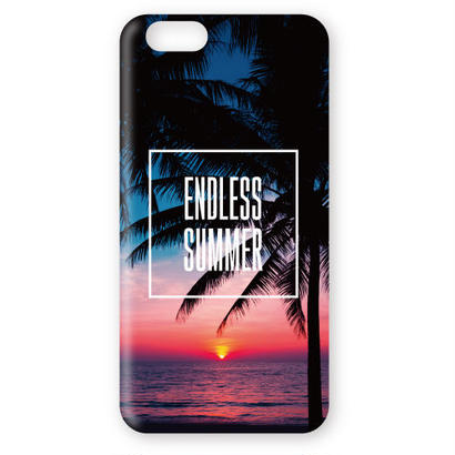 No.INFINITE endless summer by maw 3D ハードスマホケース 対応7機種(iPhone/アンドロイド機種)