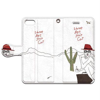 MAi(マイ)  旅人-Traveler 手帳型スマホケース 対応機種(iPhone/アンドロイド機種)