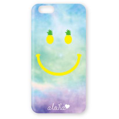 No.INFINITE aloha smile by maw 3D ハードスマホケース 対応7機種(iPhone/アンドロイド機種)