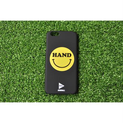 iphoneケース  HAND スマイル ブラック ★iPhone対応 5/5s/SE 5c 6/6s 6Plus/6sPlus 7 7plus 8 8plus★