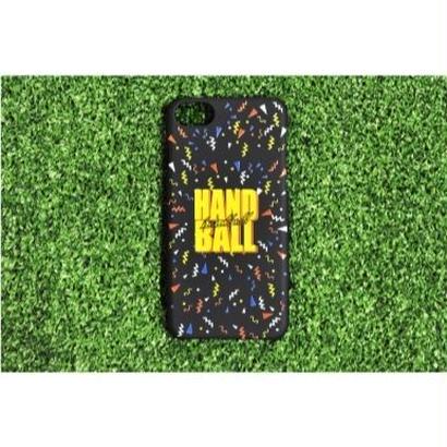 iphoneケース  90sPOPパターン ブラック ★iPhone対応 5/5s/SE 5c 6/6s 6Plus/6sPlus 7 7plus 8 8plus/X★
