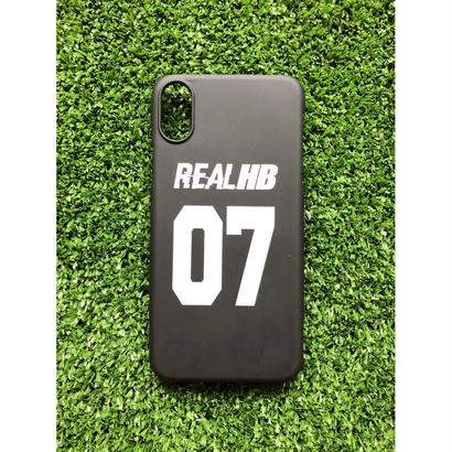 iphoneケース  REAL HB 07 ★iPhone対応 5/5s/SE 5c 6/6s 6Plus/6sPlus 7 7plus 8 8plus/X★