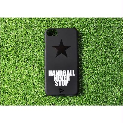iphoneケース  ブラックスター ホワイト ★iPhone対応 5/5s/SE 5c 6/6s 6Plus/6sPlus 7 7plus 8 8plus★