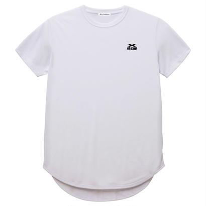 ドライラウンドオーバーサイズTシャツ ホワイト