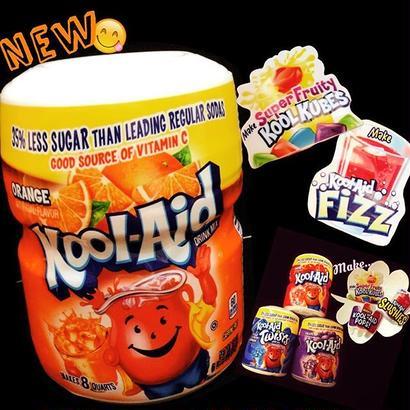 Kool-Aid  DRINK MIX -Orange-