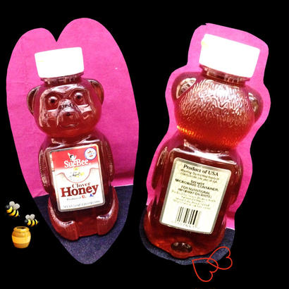 SueBee®  Clover Honey 小❤︎くまちゃん 無添加❤︎