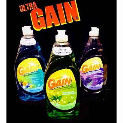 GAIN® Dishwahing Liquid