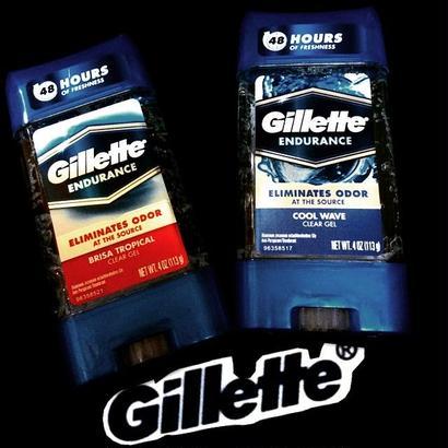 Gillette®DEODORANT-ENDURANCE-