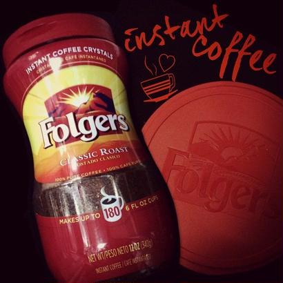 Folgers CLASSIC ROAST-Instant Coffee-