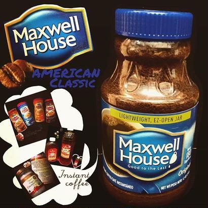Maxwell House-AMERICAN Coffee-