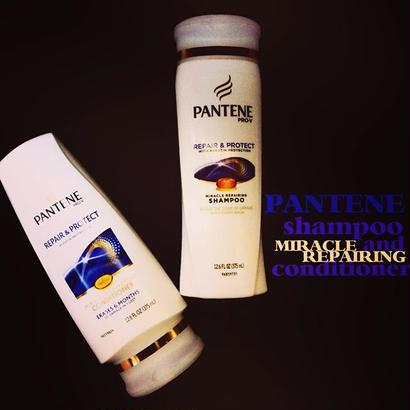 PANTENE MIRACLE PROTECTING-shampoo & conditioner-