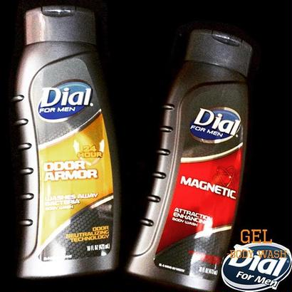 Dial® for MEN-body wash-