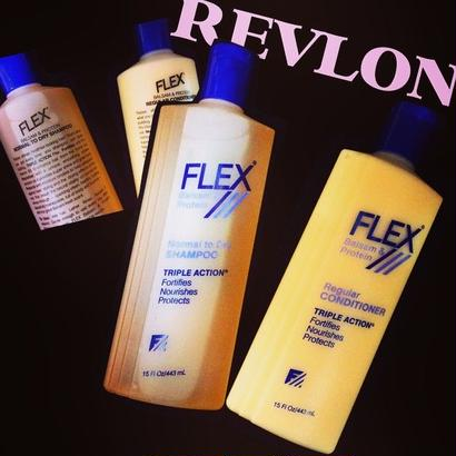 REVLON FLEX®-shampoo conditioner-